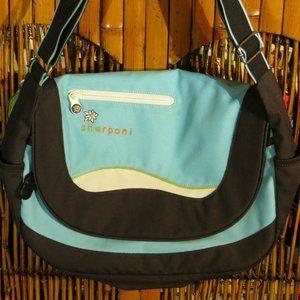 Sherpani Messenger Bag - Laptop - Sky Blue